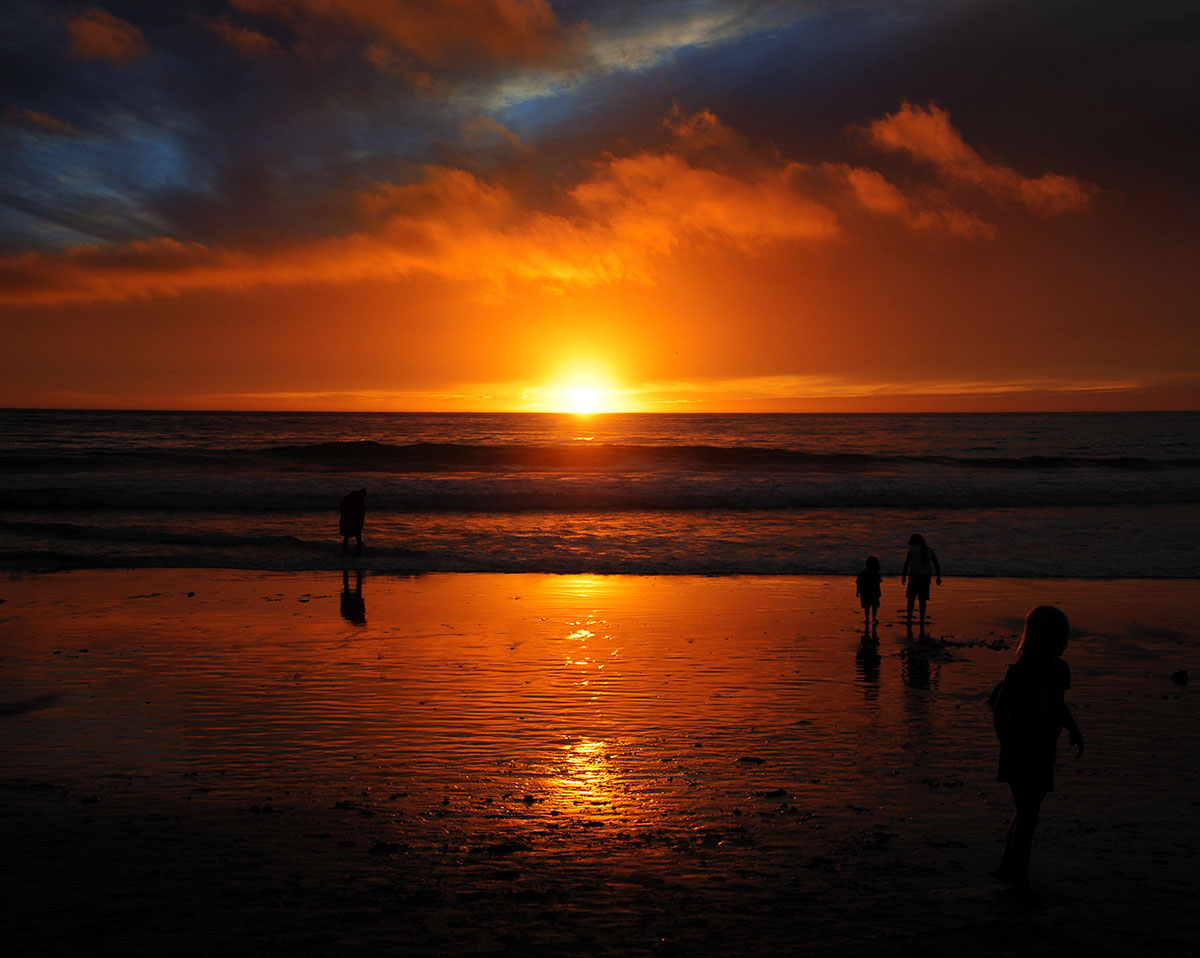 """"""" ... Sounds Of Life ... """" - Carmel by the sea"""
