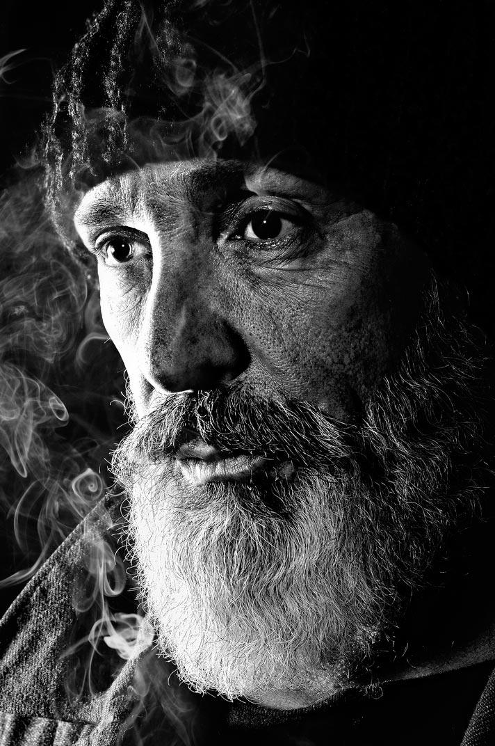 """"""" ... Smoking Man ... """""""
