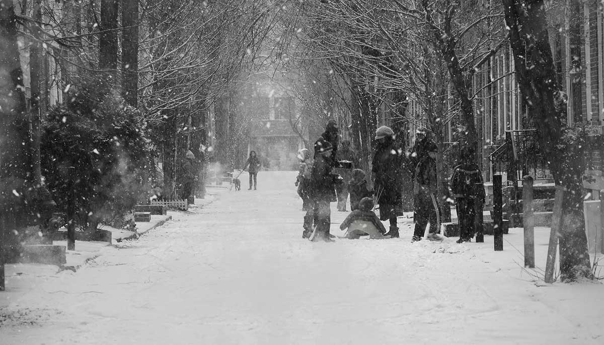 "... Snowy Day ... """